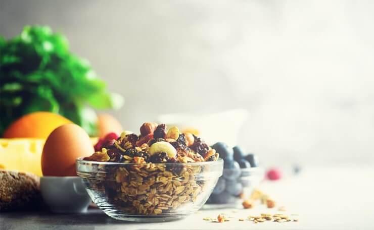 Bewegung und Ernährung: Gesund ernähren und die Potenz steigern